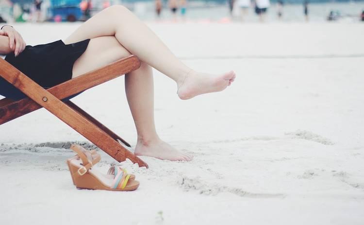 Лето 2019: правильный уход за ногами