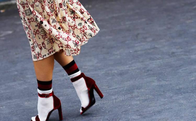 Как лучше всего носить туфли с носками: правила и идеи