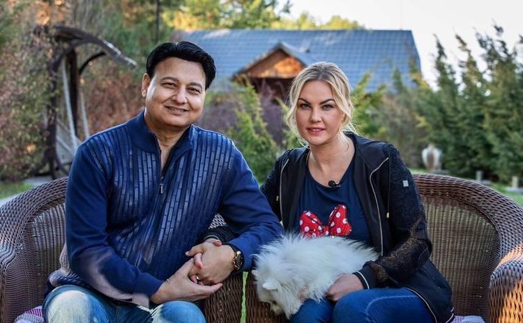 Камалия в свой день рождения зажигала в компании Натальи Могилевской