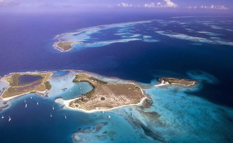 Ученые раскрыли секрет островов в Бермудском треугольнике