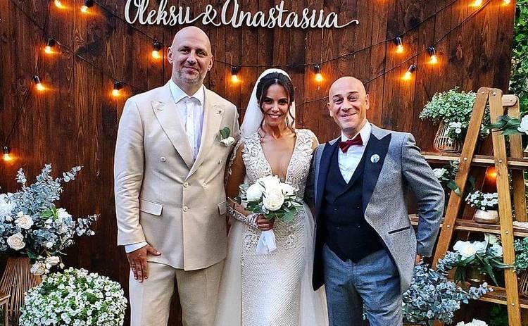 Шикарная свадьба Насти Каменских и Потапа: первые фото и видео с громкого события