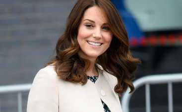 Кейт Миддлтон вышла в свет в «свадебных» серьгах принцессы Дианы