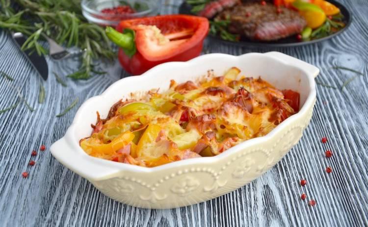 Как картофель и сосиски превращаются... в кулинарный шедевр (рецепт)