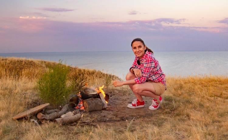 Летний отдых 2019 с Валерией Микульской: Херсонские горы