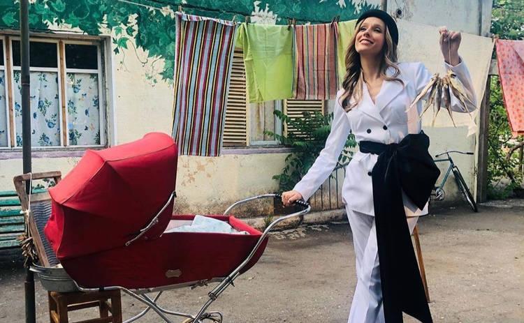 Катя Осадчая прокомментировала информацию о своей третьей беременности
