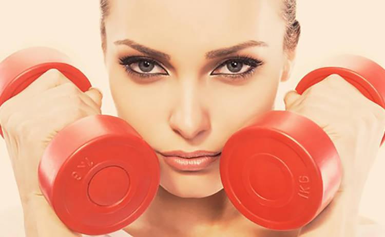 Можно ли заниматься спортом с макияжем