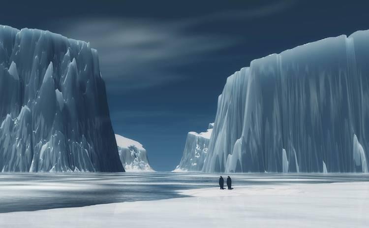 Ученые предупредили население Земли о новом ледниковом периоде