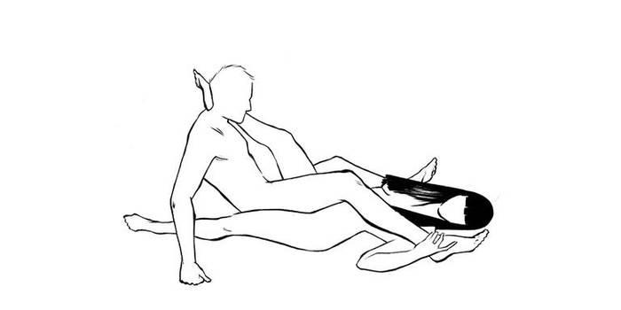 Интересные Позы Секс