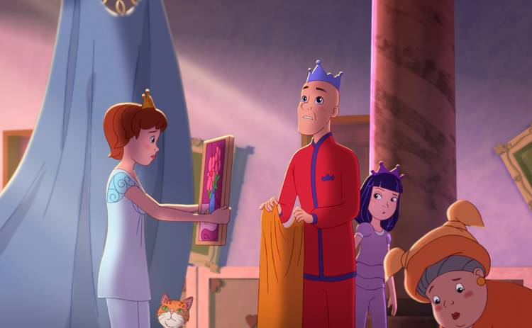 Прекрасная семейная анимация «Принцесса Эмми» выходит в прокат