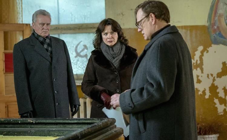 Украинские зрители нашли «ляп» в сериале «Чернобыль»