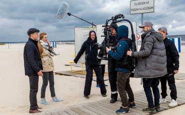 Телеканал «Украина» начал работу над новым сериалом совместно с Латвией