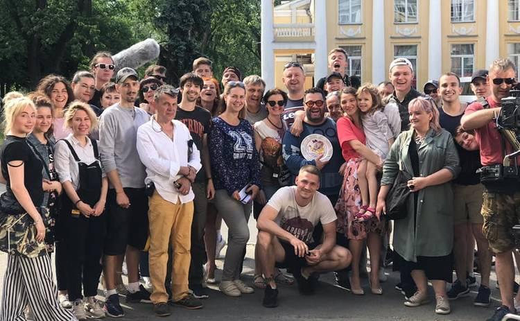Канал «Україна» приступил к съемкам картины «Подкидыш»