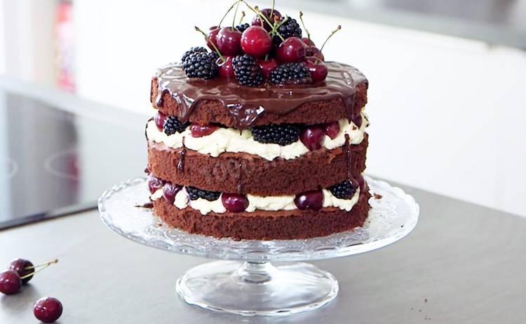 Торт «Шоколадник» для исключительного события (рецепт)