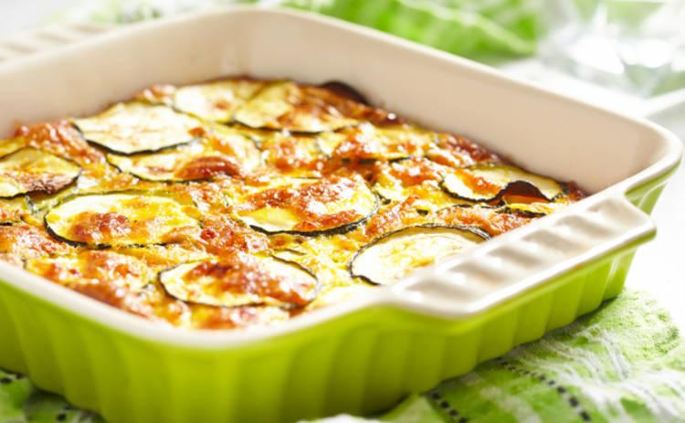 Запеканка из кабачков с плавленным сыром - нежная и очень вкусная (рецепт)