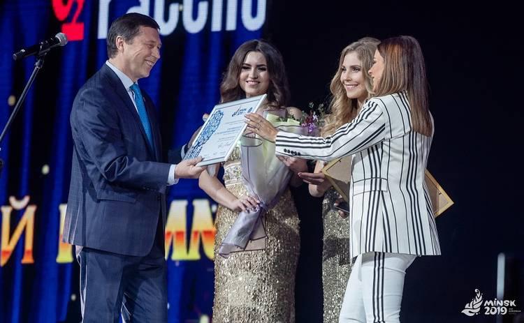 Европейские игры-2019: Ани Лорак, волшебная символика и медали с наноалмазами