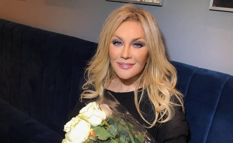 54-летняя Таисия Повалий переборщила с ботоксом: «Губки уточкой»