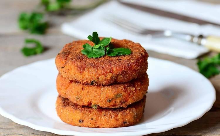 Настоящее объедение! Морковные котлеты на завтрак (рецепт)