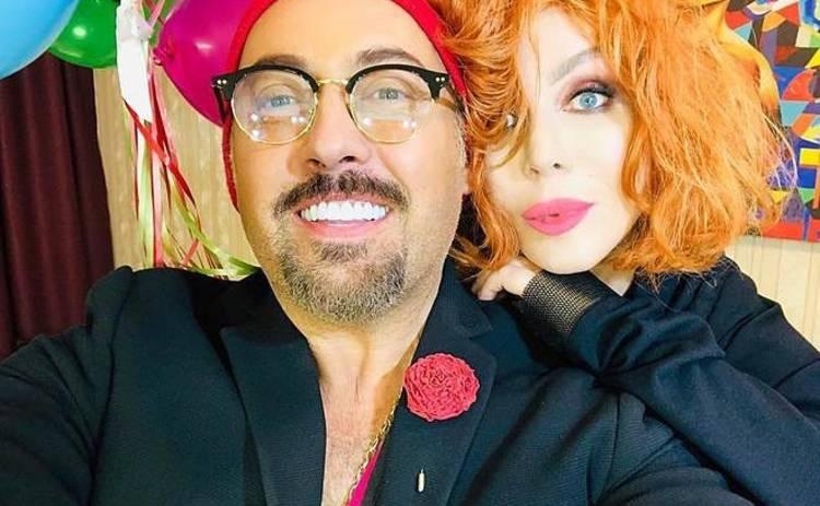 Шок! Ирина Билык и Дима Коляденко репетируют предстоящее бракосочетание
