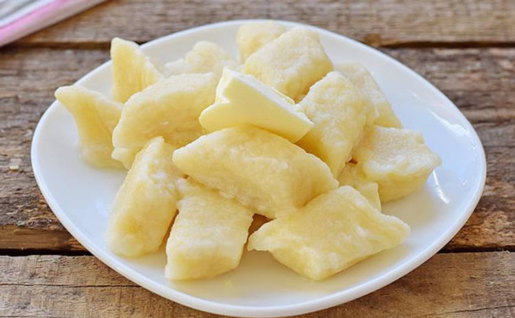 Вкуснятина по-быстрому: ленивые вареники с картошкой (рецепт)