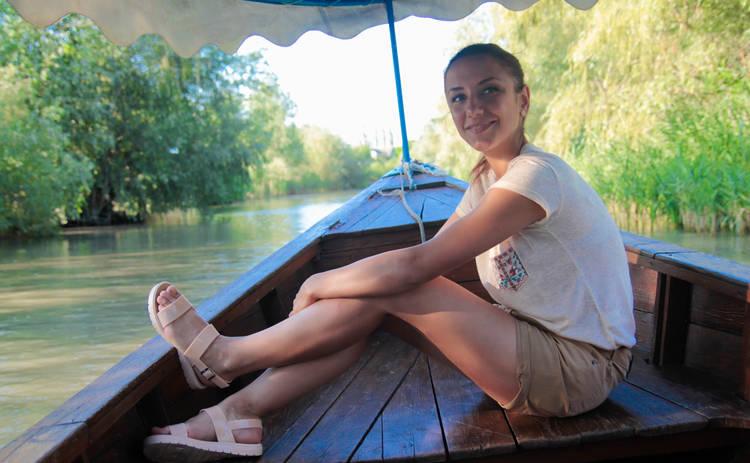 Летний отдых 2019 с Валерией Микульской: Вилково - украинская Венеция