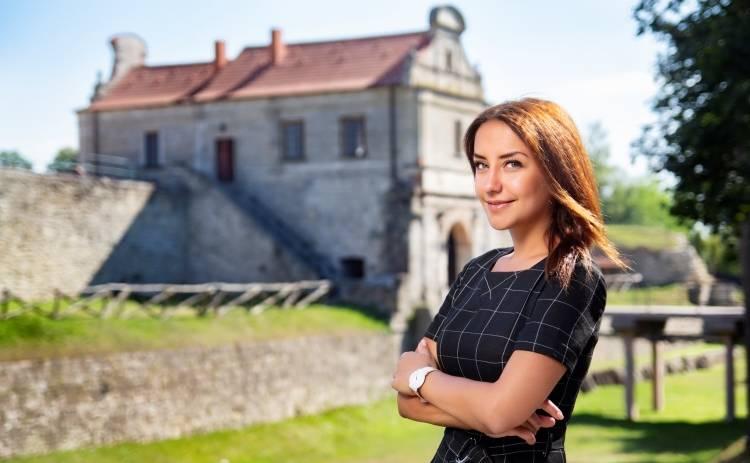 Летний отдых 2019 с Валерией Микульской: Збаражский замок
