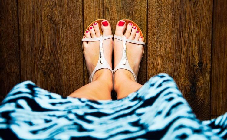 Какая летняя обувь должна быть обязательно в гардеробе