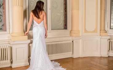 Свадебные платья с открытой спиной: 15 модных идей