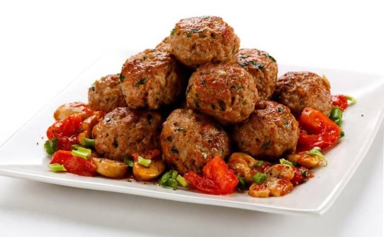 Потрясающее овощное рагу с фрикадельками по-средиземноморски от Светланы Фус (рецепт)