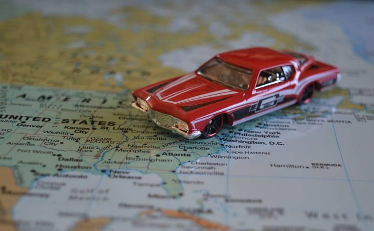 Опасные страны для автомобильных путешествий: статистика аварий