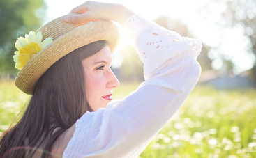 Краснеет лицо в жару: как оставаться привлекательной?