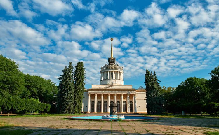 ВДНГ в Киеве: последние новости, арт-переход, новые скамейки и афиша на июль 2019