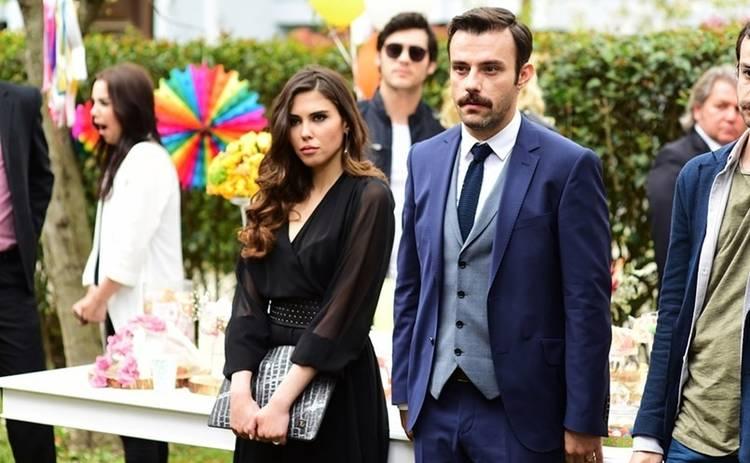 Невеста из Стамбула: смотреть 13 серию онлайн
