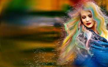 Тренды 2019: мода на цветные канекалоны