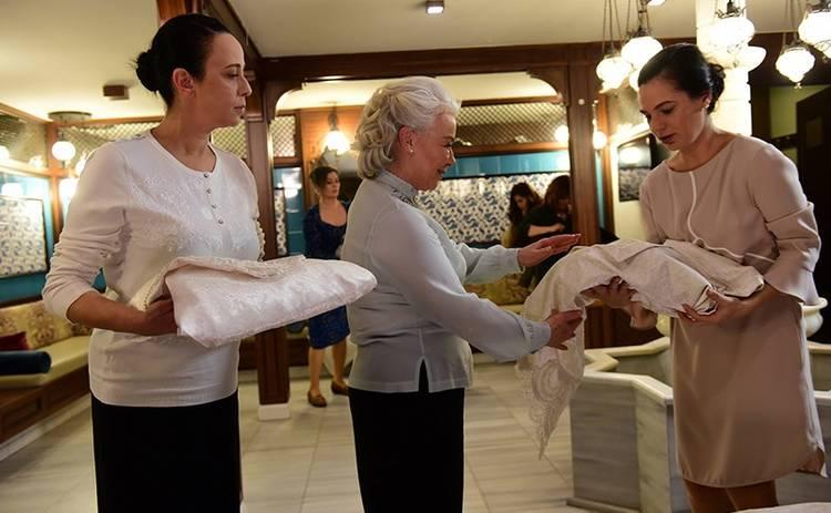 Невеста из Стамбула: смотреть 27 серию онлайн (эфир от 11.07.2019)