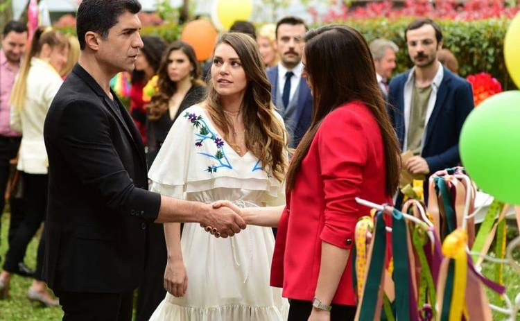 Невеста из Стамбула: смотреть 29 серию онлайн (эфир от 12.07.2019)