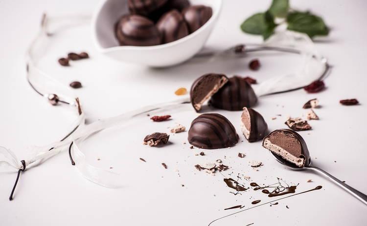 Как есть шоколад, чтобы не набрать лишние килограммы?