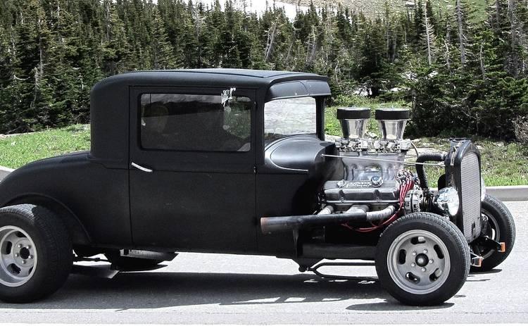 Необычный транспорт на дорогах: самые замысловатые дизайны автомобилей