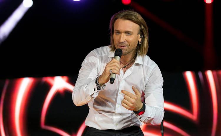 Олег Винник приготовил музыкальный подарок ко Дню Независимости Украины
