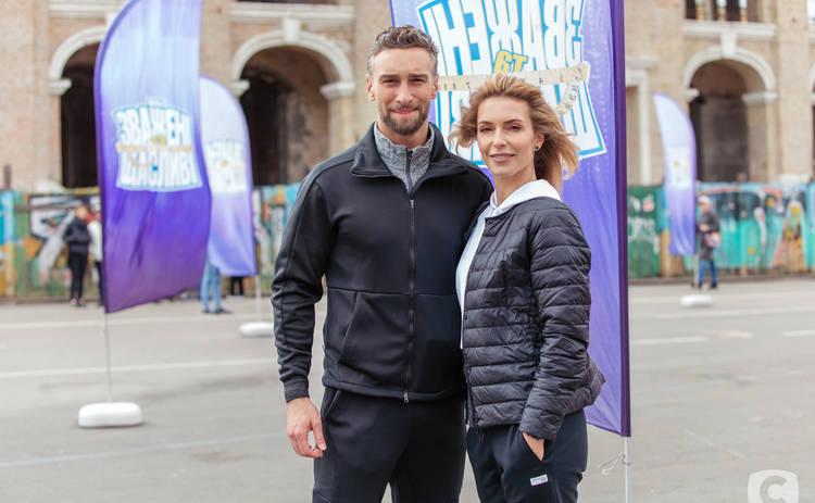 Иракли Макацария и Марина Боржемская вместе блистали на красной дорожке: «Это что-то значит»