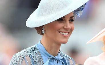 «Герцогиня без белья?»: Кейт Миддлтон стала жертвой модного конфуза