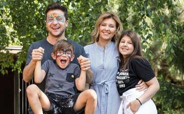 Владимир и Елена Зеленские поделились редкими фото дочки в честь ее дня рождения
