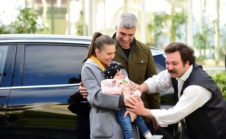 Невеста из Стамбула: смотреть 37 серию онлайн (эфир от 18.07.2019)