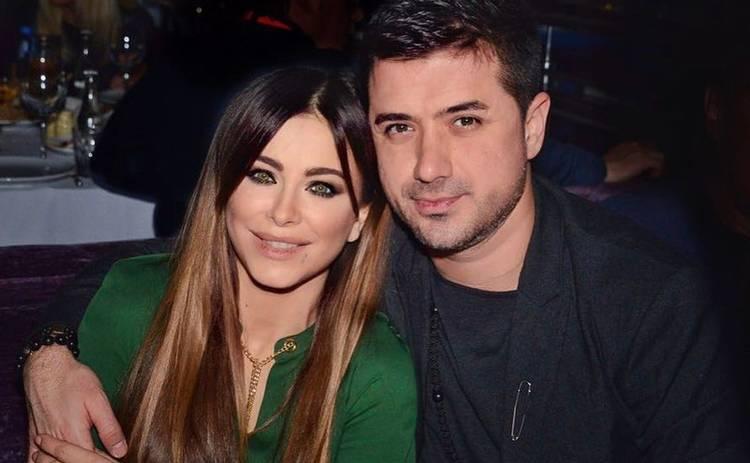 Экс-супруг Ани Лорак развлекся с красоткой в ночном клубе