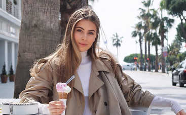 Внучка Софии Ротару показала свой романтический отдых с любимым в Италии