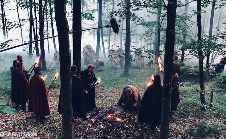 «Славяне»: В Украине снимают исторический сериал на основе мифологии