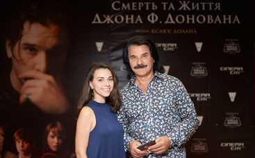 Джамала, Павло Зибров, Римма Зюбина на премьере фильма Ксавье Долана