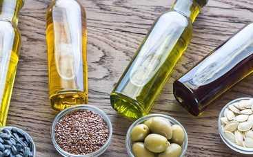 Какие масла лучше добавлять в еду?