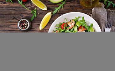 Пикантный салат «Коррида» с мясом, сыром и овощами (рецепт)