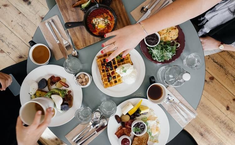 Полный английский завтрак за 30 минут (рецепт)