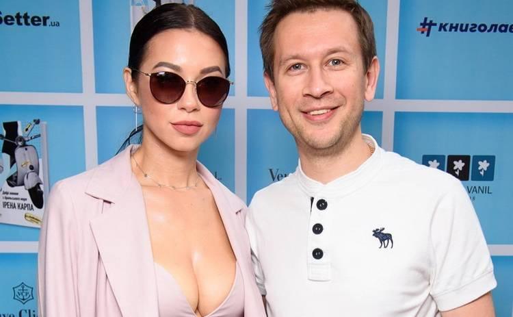 Жена Дмитрия Ступки Полина Логунова впервые показала их дочь Богдану